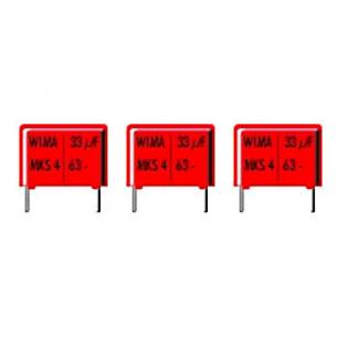 Condensateurs film MKT 22.5mm
