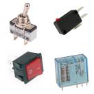 Interrupteurs et relais