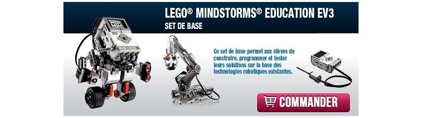 LEGO MINDSTORMS EV3 - Mantec